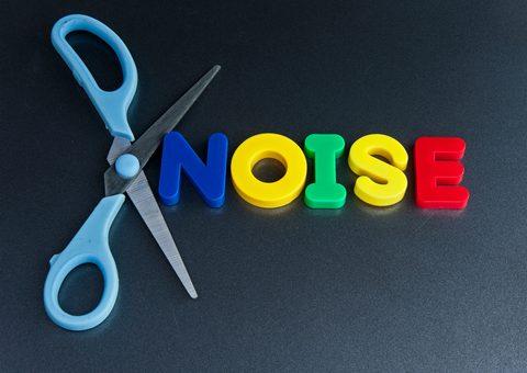 Noise reduction algorithms – PNR vs. RNR