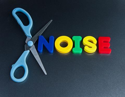 Cut out noise