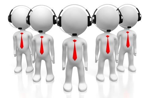 Noise cancelling headsets for call centers, what's next